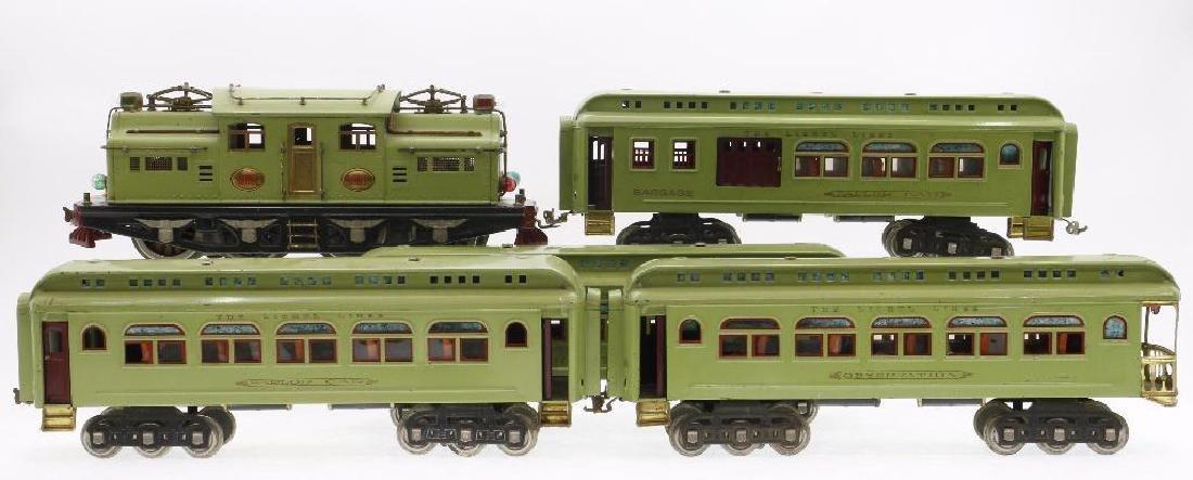 Lionel Standard Gauge Passenger Set - 8