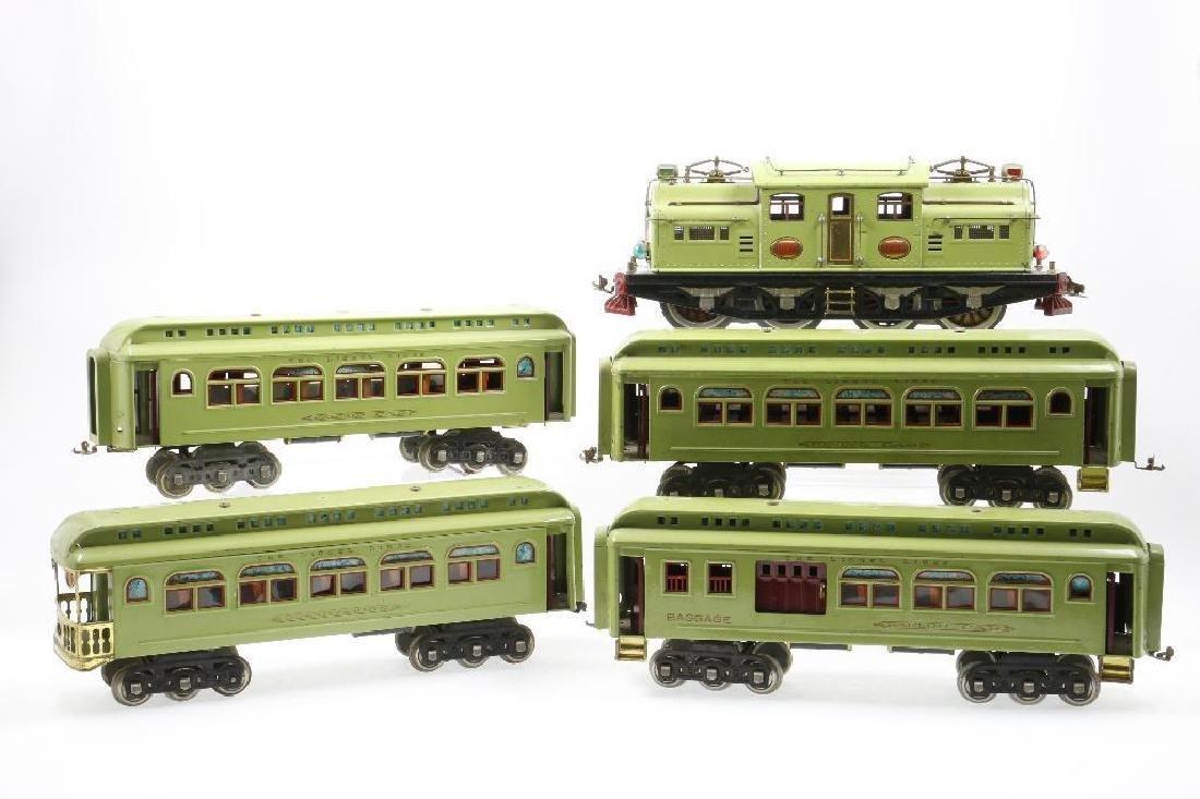 Lionel Standard Gauge Passenger Set - 9