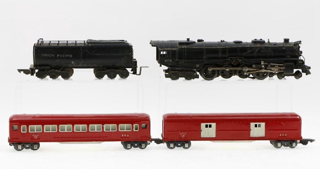 American Flyer 0 Gauge 3/16 Scale Passenger Set