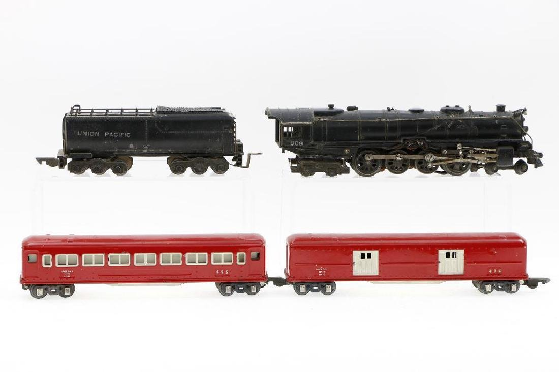 American Flyer 0 Gauge 3/16 Scale Passenger Set - 2