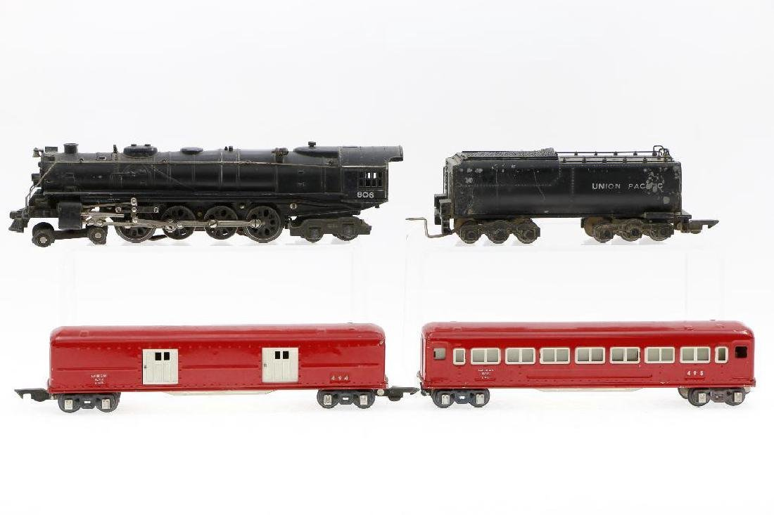 American Flyer 0 Gauge 3/16 Scale Passenger Set - 3