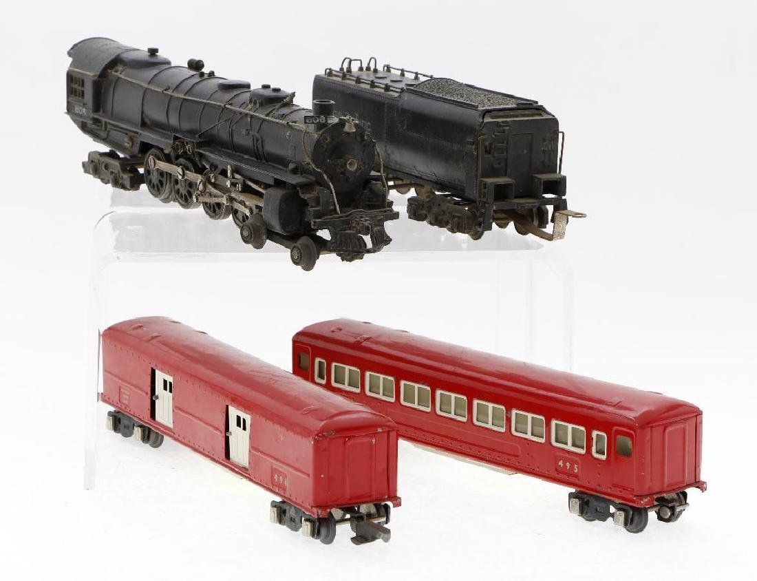 American Flyer 0 Gauge 3/16 Scale Passenger Set - 5
