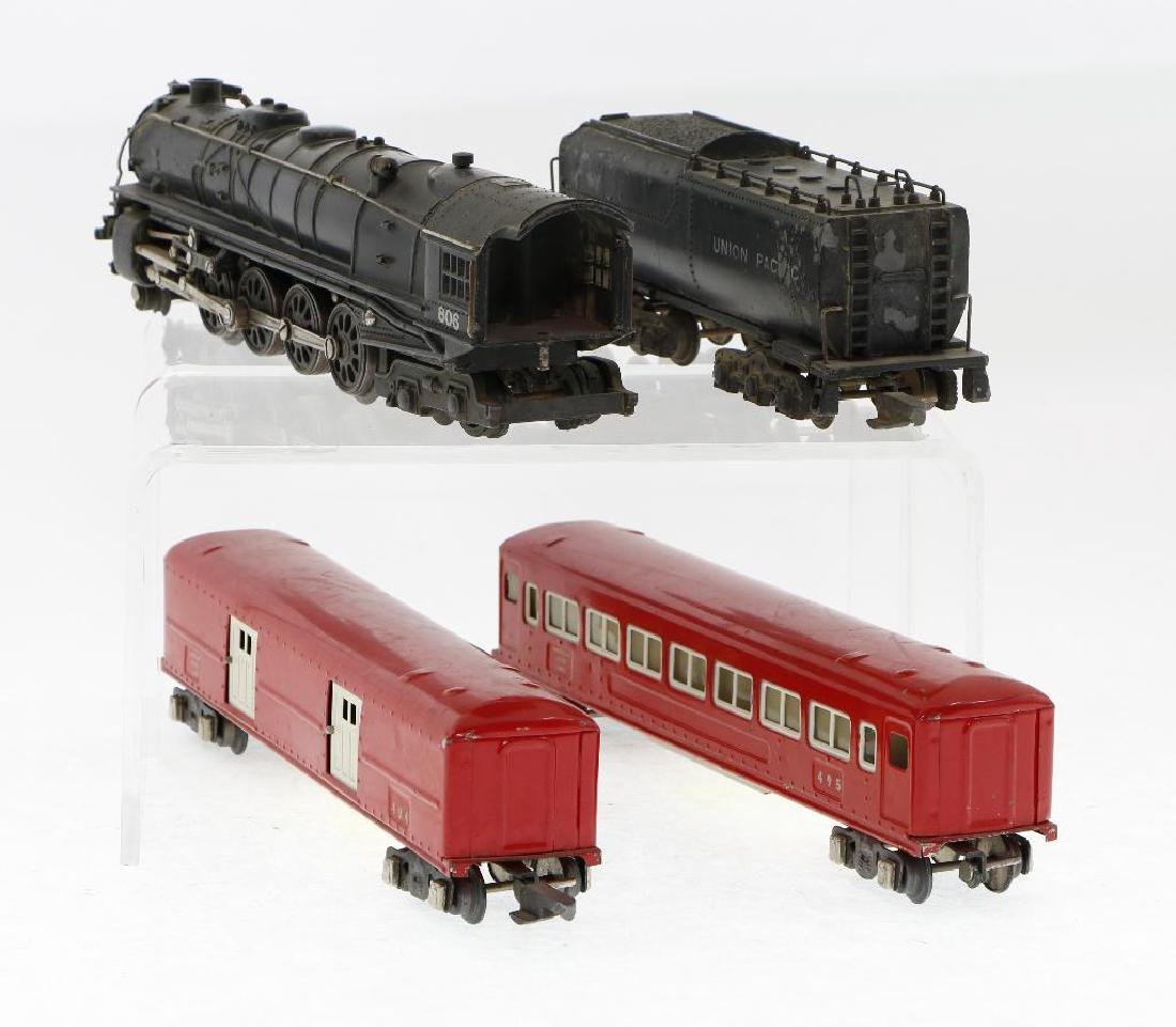 American Flyer 0 Gauge 3/16 Scale Passenger Set - 6