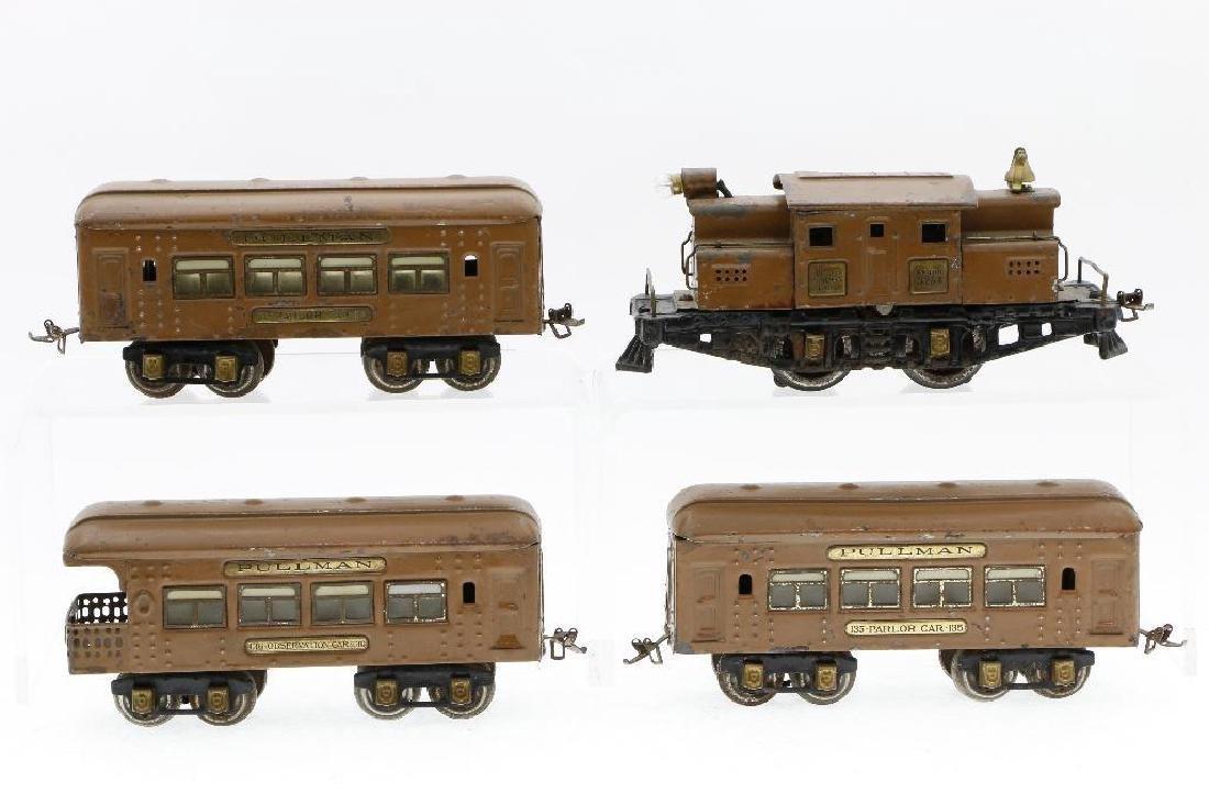 Ives O gauge  Passenger Set