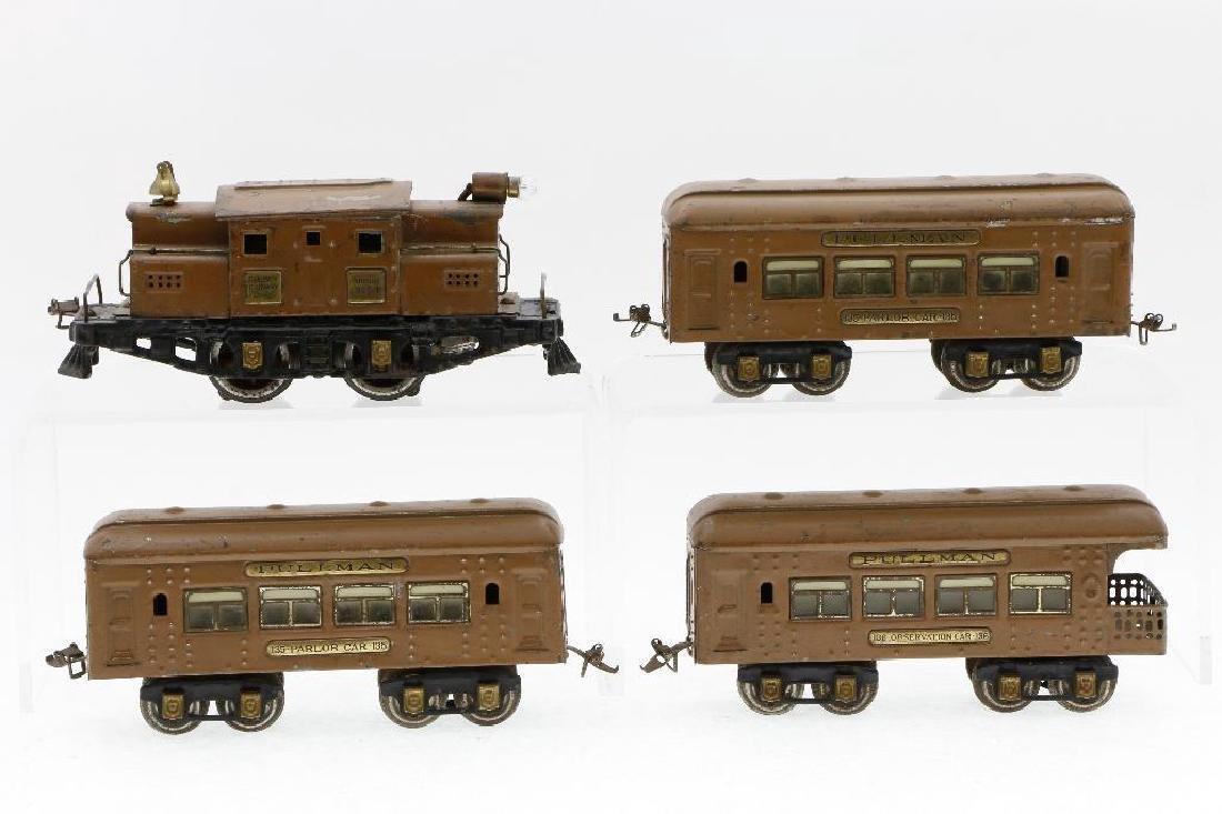 Ives O gauge  Passenger Set - 2