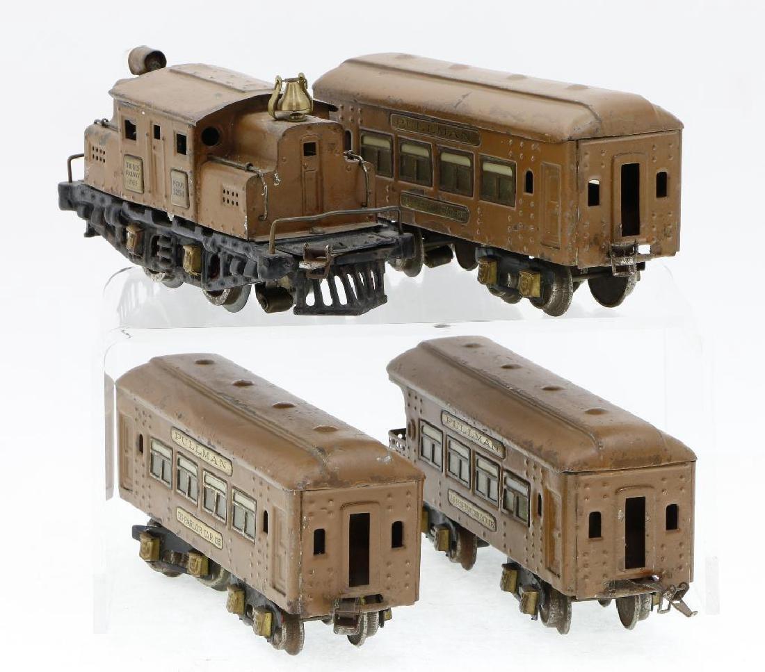 Ives O gauge  Passenger Set - 3