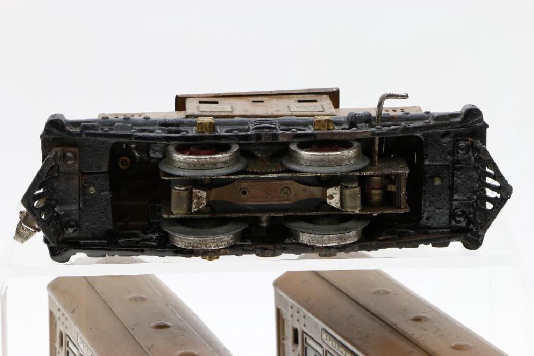 Ives O gauge  Passenger Set - 5
