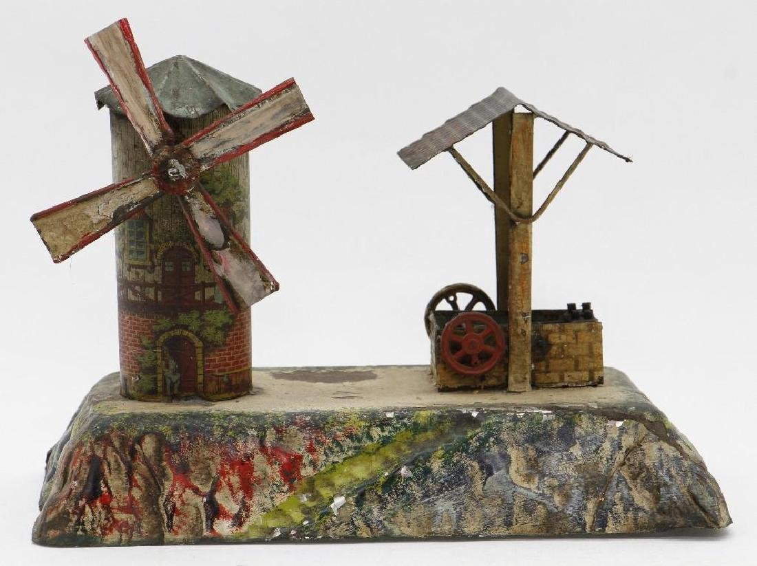 German Pulley Operated Windmill Accessory