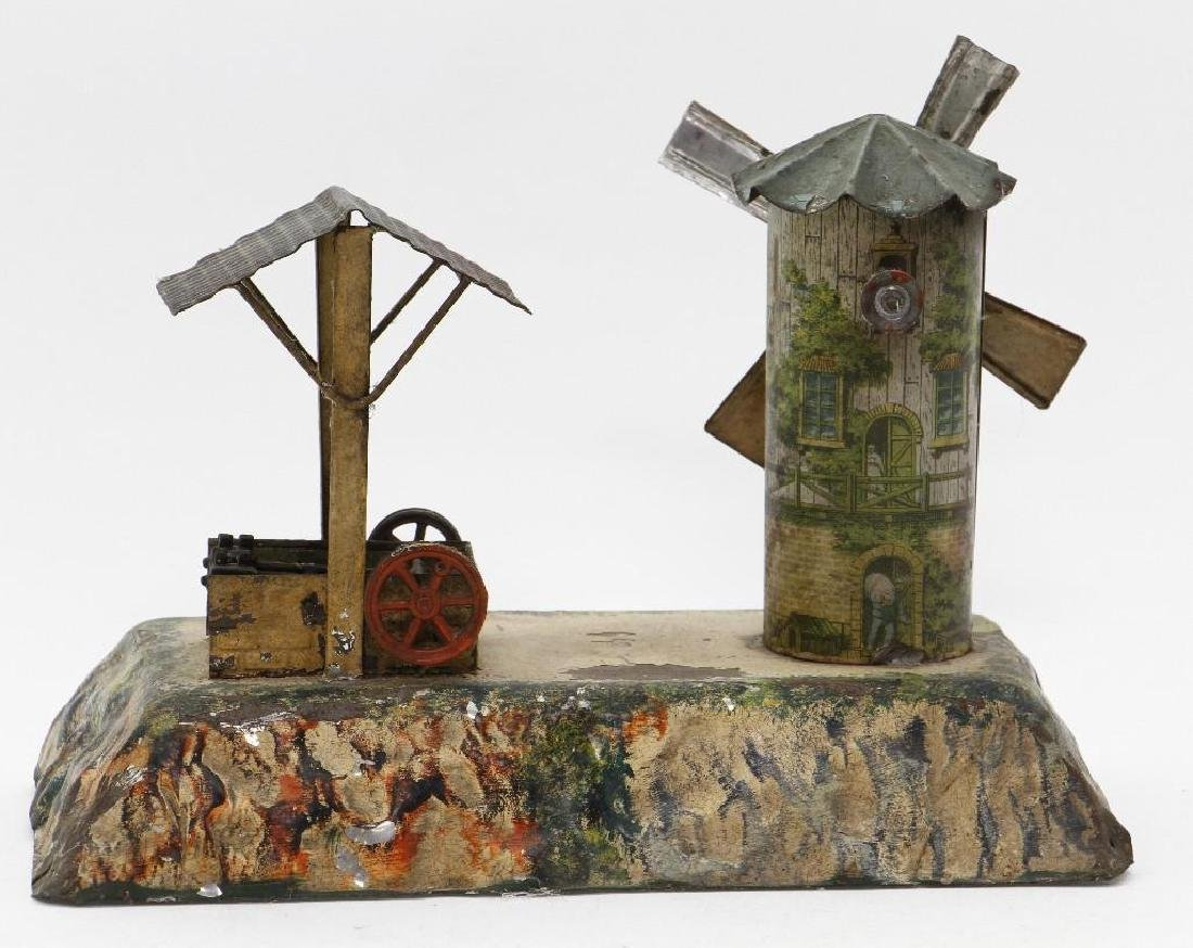 German Pulley Operated Windmill Accessory - 4