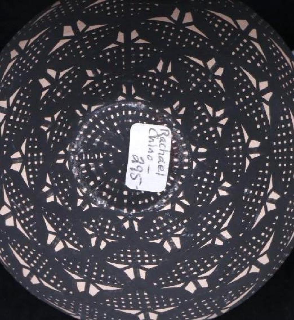 Acoma miniature pottery seed jar - 3