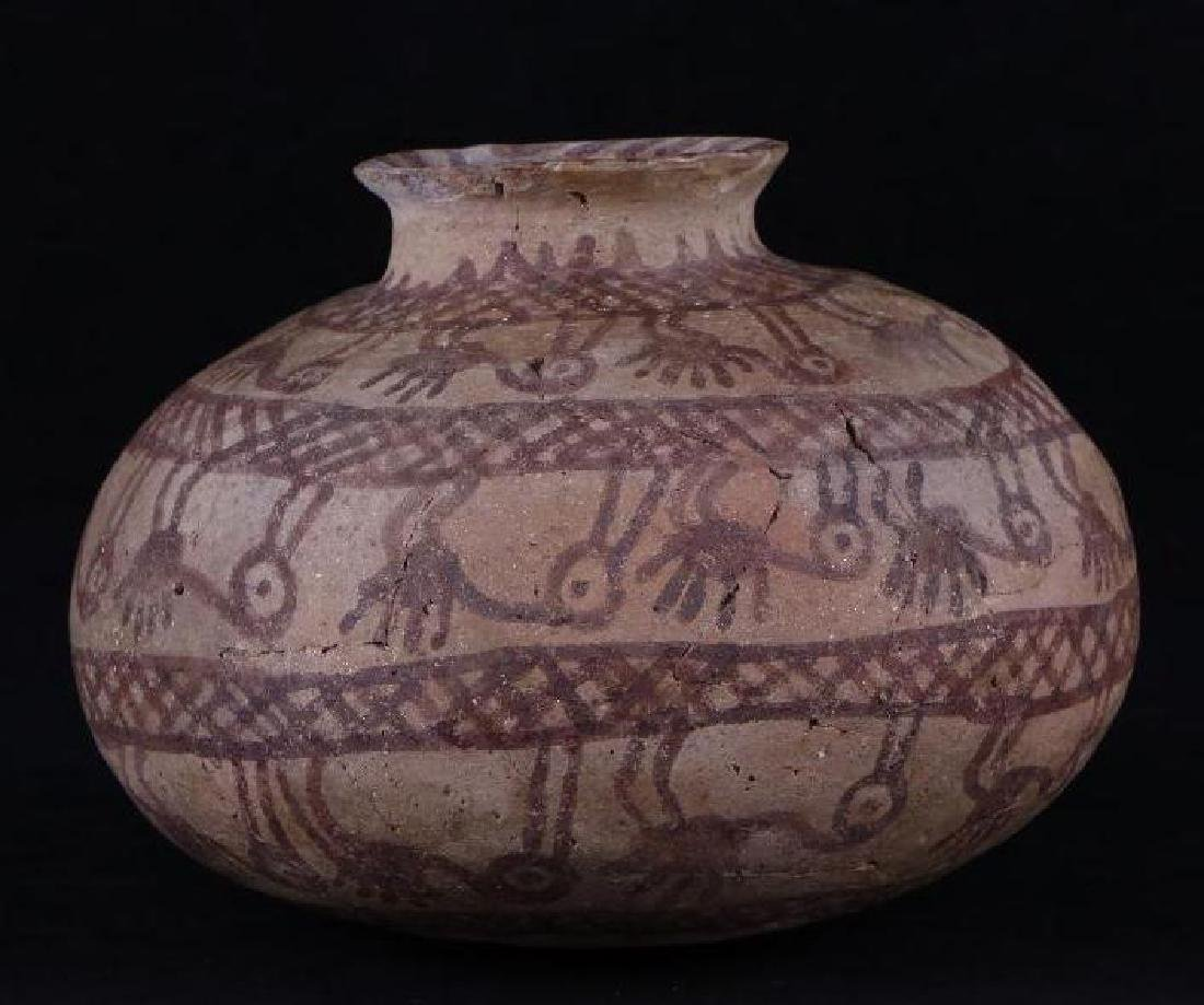 Hohokam pottery jar