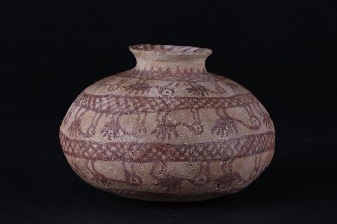 Hohokam pottery jar - 2