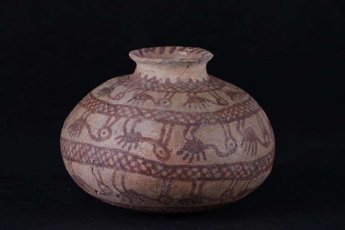 Hohokam pottery jar - 3