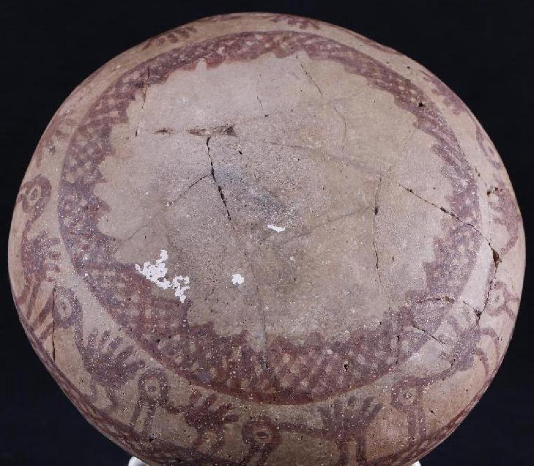 Hohokam pottery jar - 7