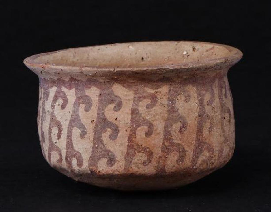 Hohokam pottery bowl