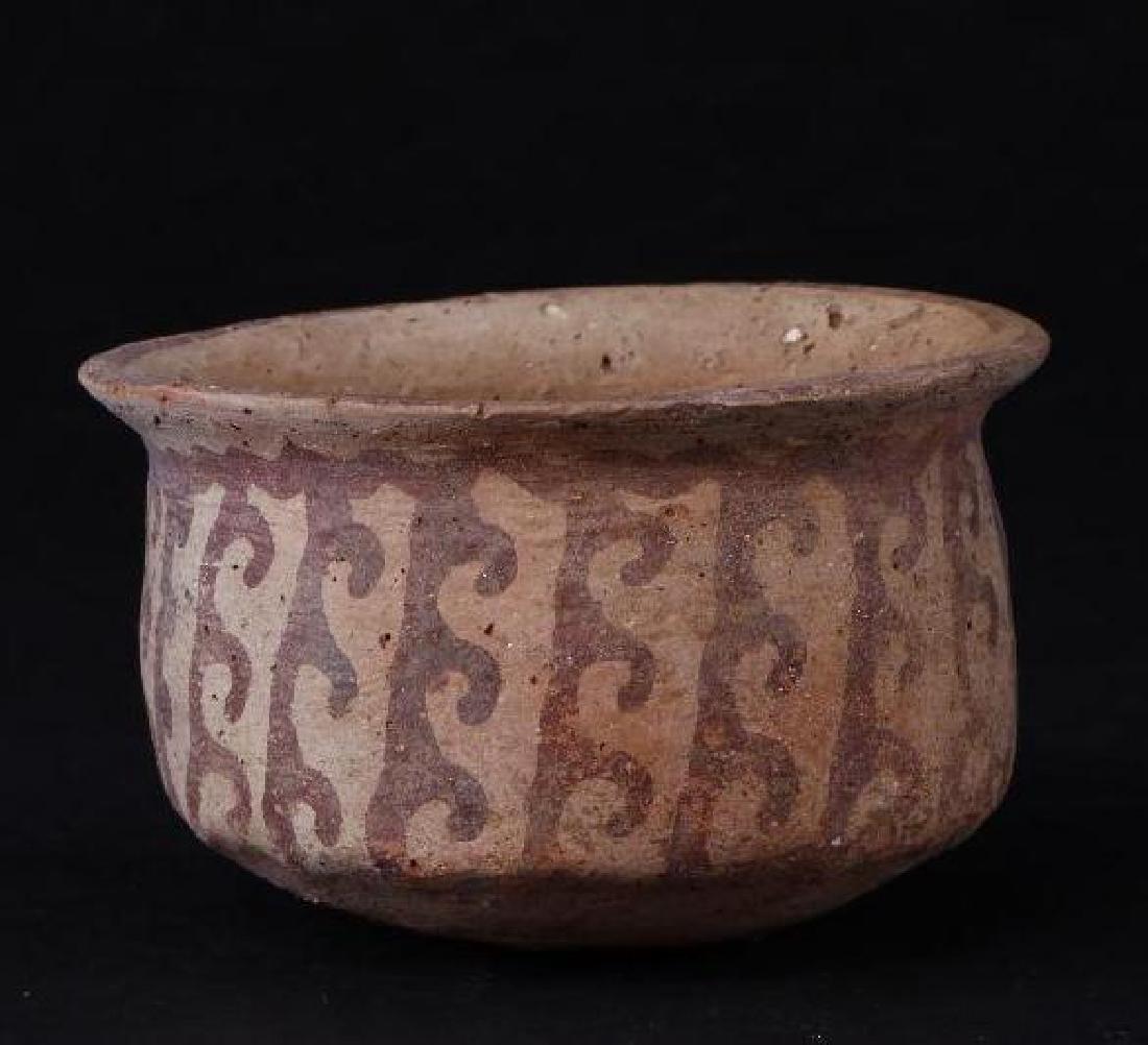 Hohokam pottery bowl - 2
