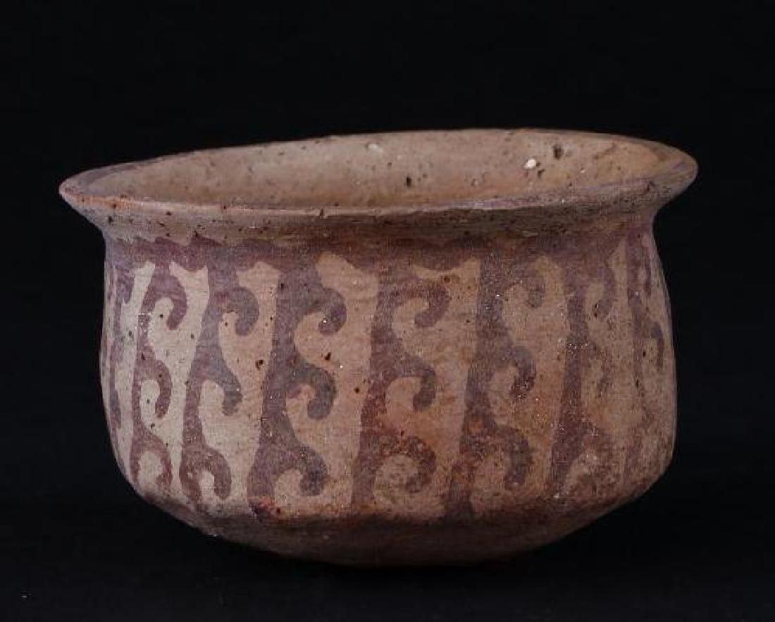 Hohokam pottery bowl - 3