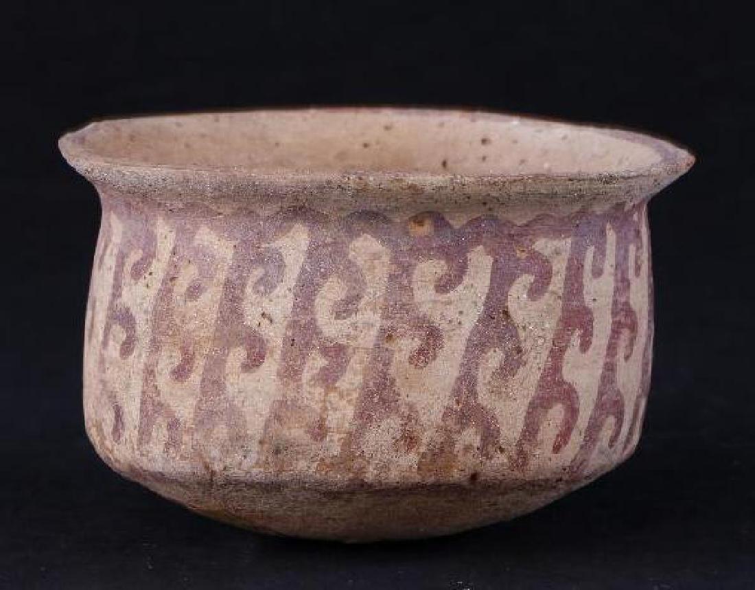Hohokam pottery bowl - 4