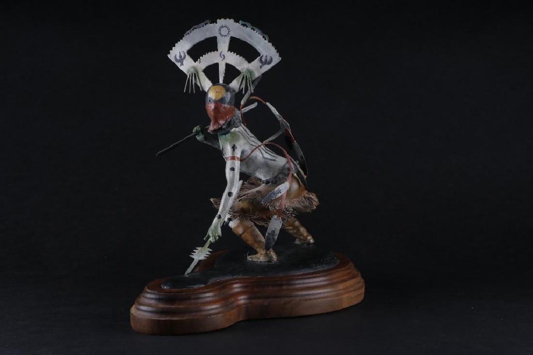 Craig Goseyun bronze - 8