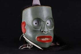 Gene Brabant mask