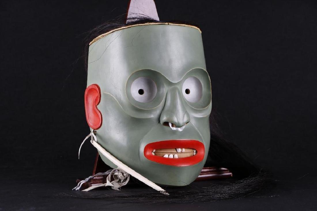Gene Brabant mask - 2