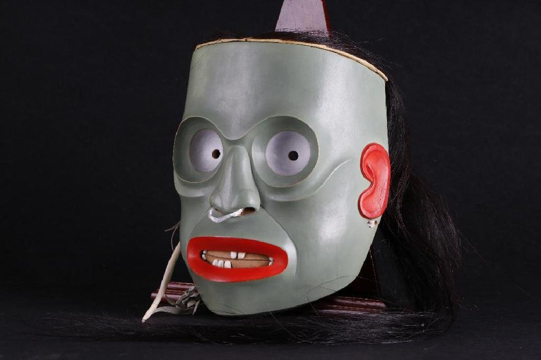 Gene Brabant mask - 3