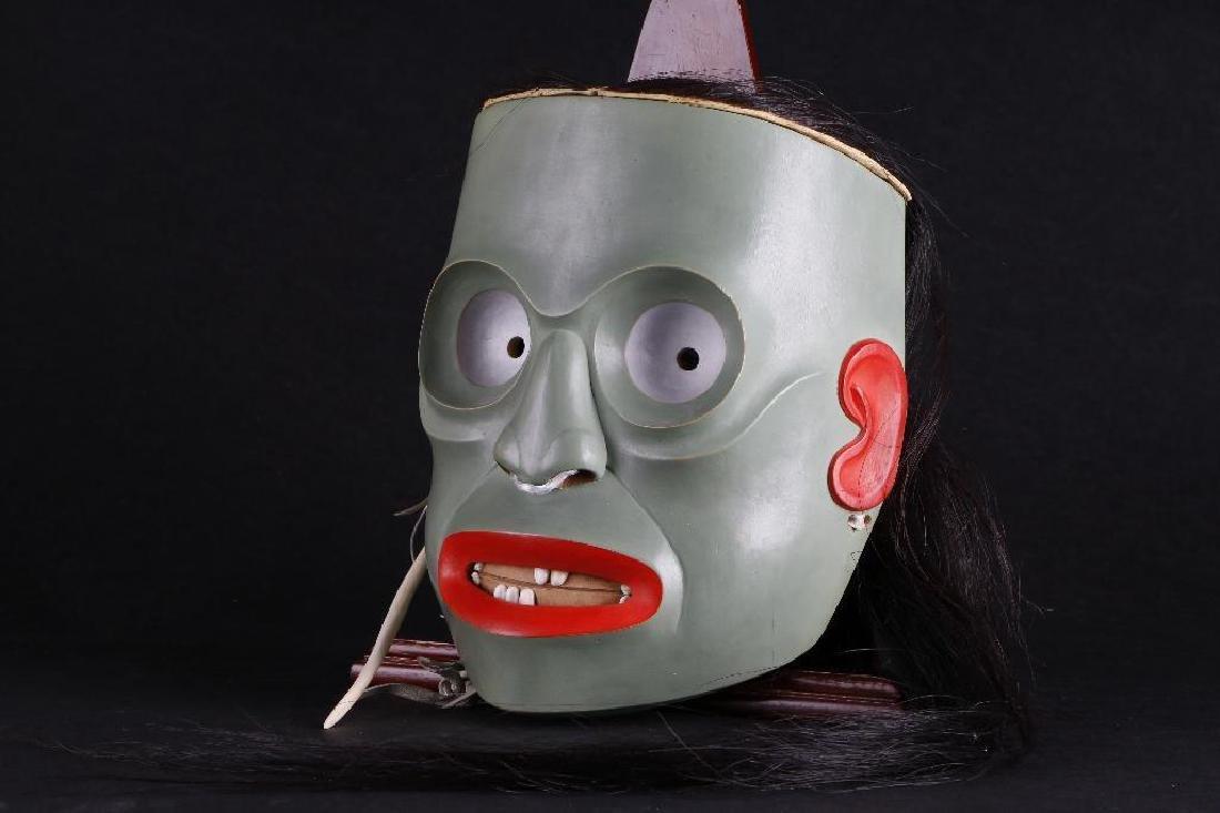Gene Brabant mask - 4