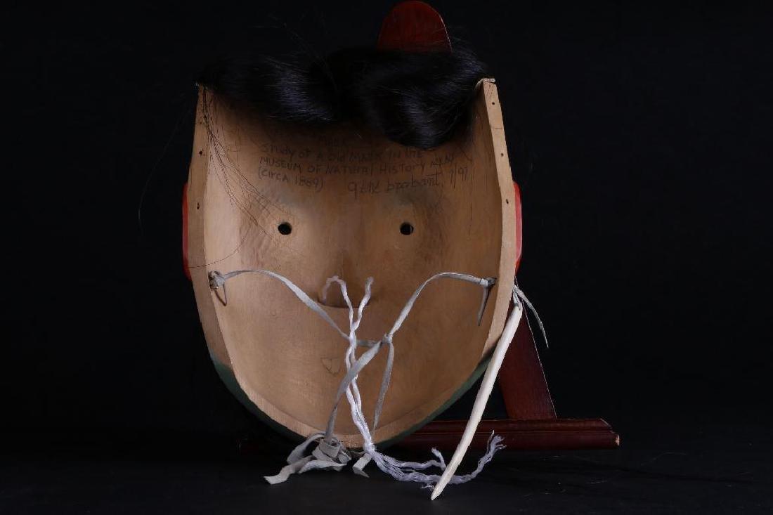 Gene Brabant mask - 5