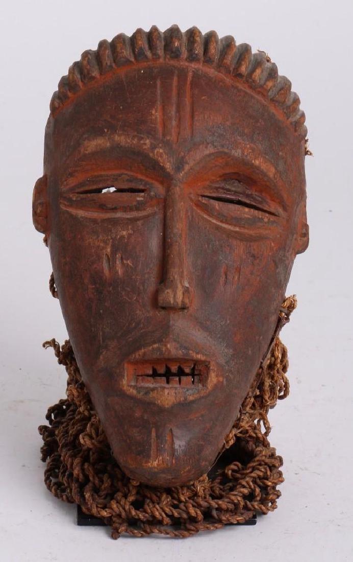 A Tshokwe mask, Angola