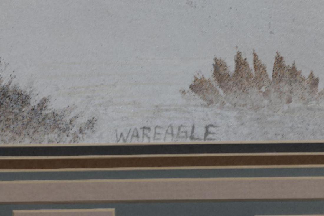 Harvey Begaye (War Eagle) painting - 5