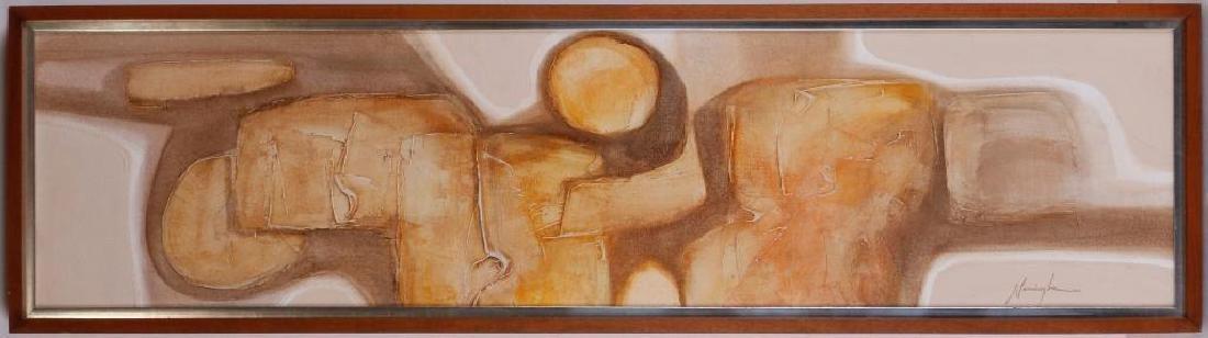 Dan Namingha painting