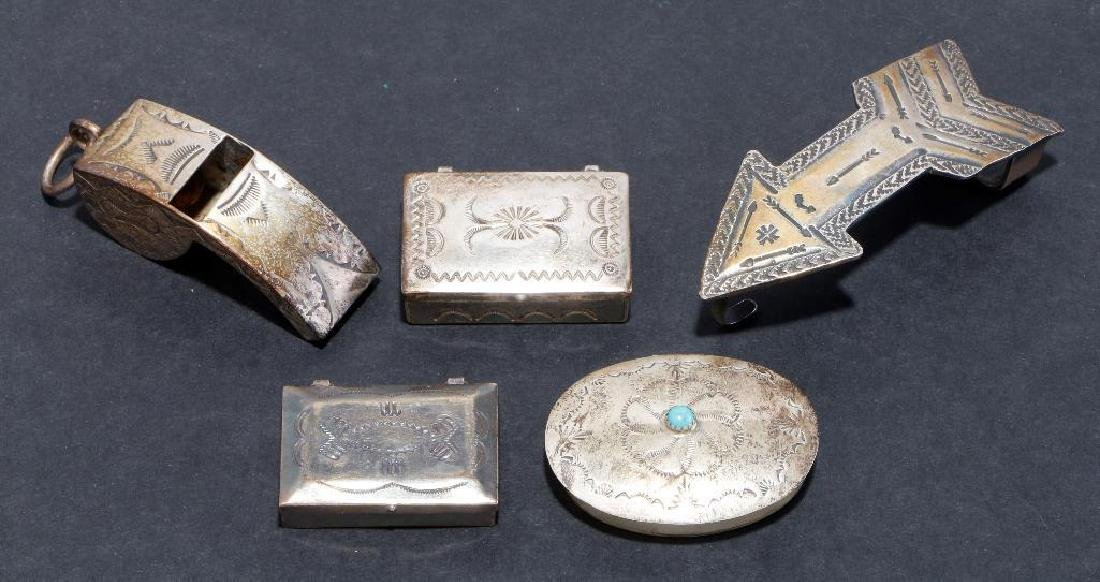 SOUTHWEST SILVER ITEMS