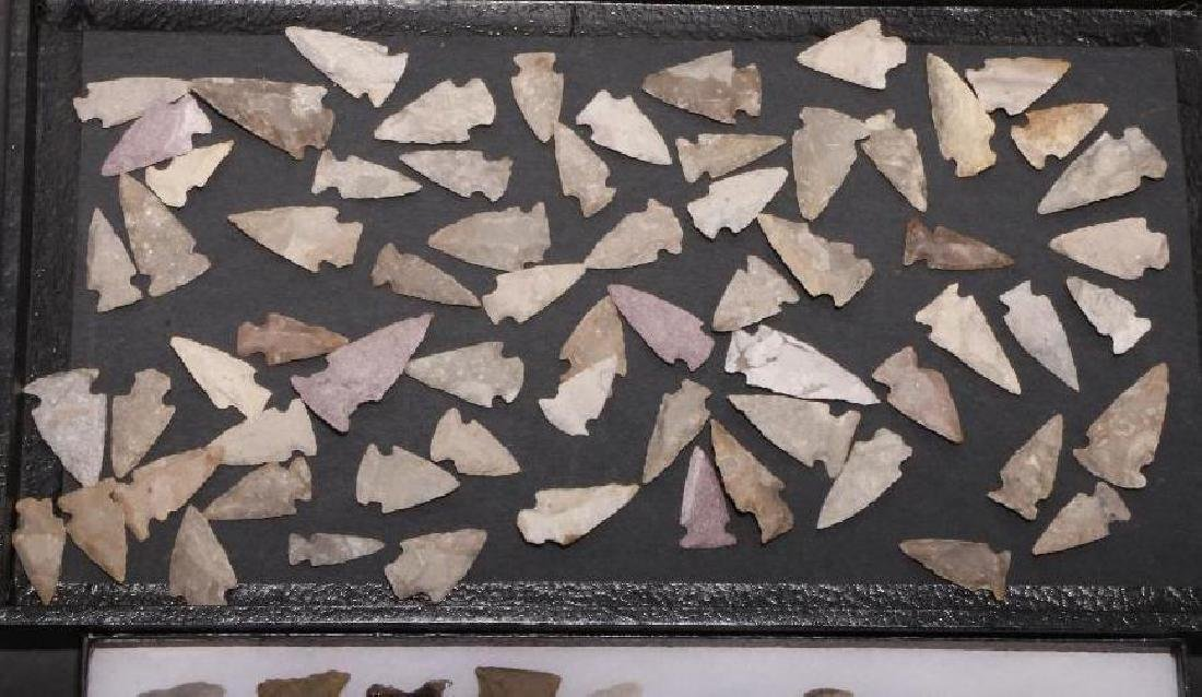 NATIVE AMERICAN STONE POINTS - 2