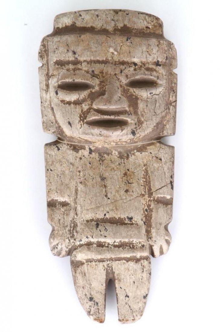 Teotihuacan stone figure