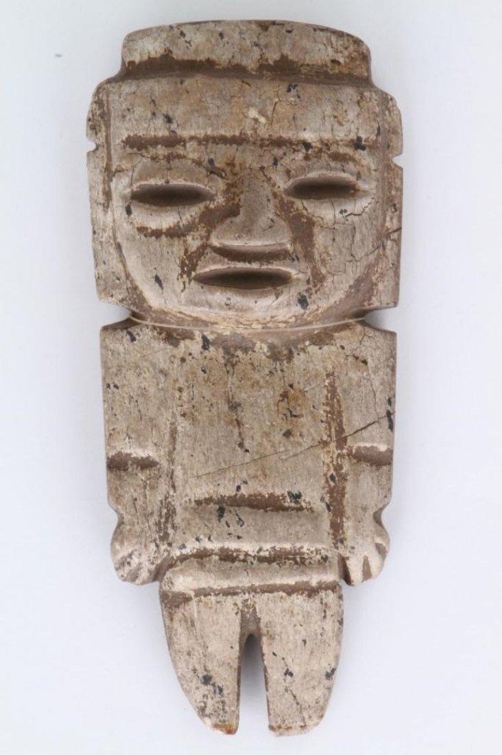 Teotihuacan stone figure - 2