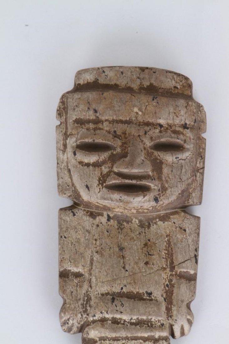 Teotihuacan stone figure - 4