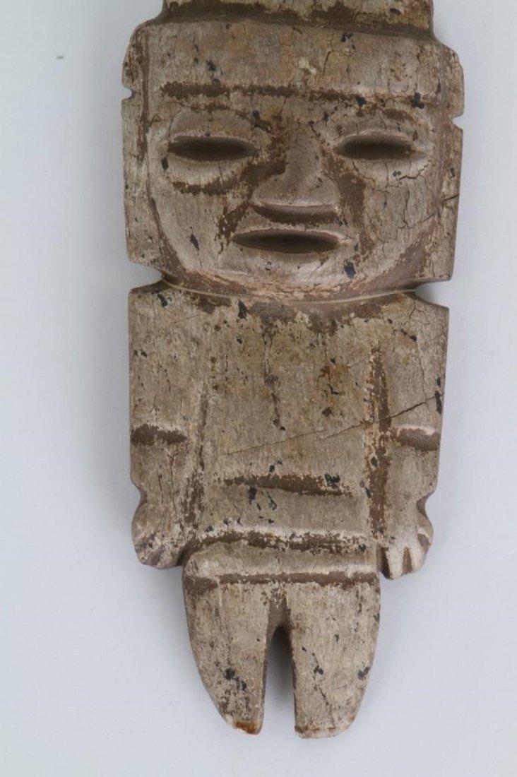 Teotihuacan stone figure - 6