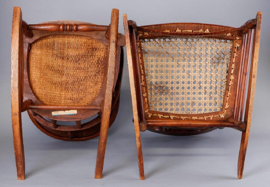 2 AMERICAN CHILD'S ROCKING CHAIRS - 4