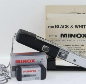 1960'S MINOX CAMERA