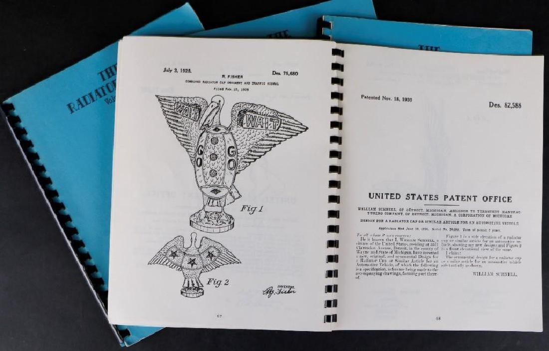 SY AND RONNIE MARGOLIS CAR MASCOT REFERENCE MATERIALS - 5