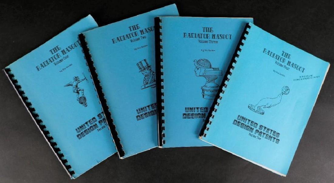 SY AND RONNIE MARGOLIS CAR MASCOT REFERENCE MATERIALS - 7