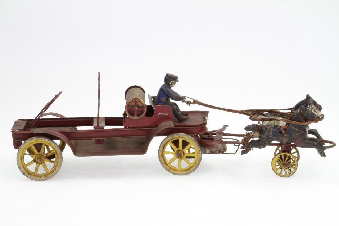 Horse Drawn Ladder Wagon