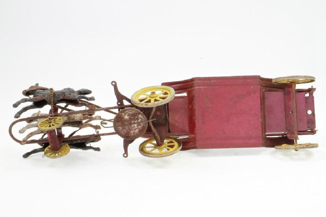 Horse Drawn Ladder Wagon - 4