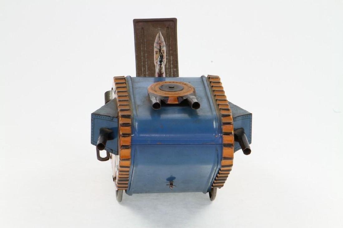 WWI Type Tank, Marx - 4