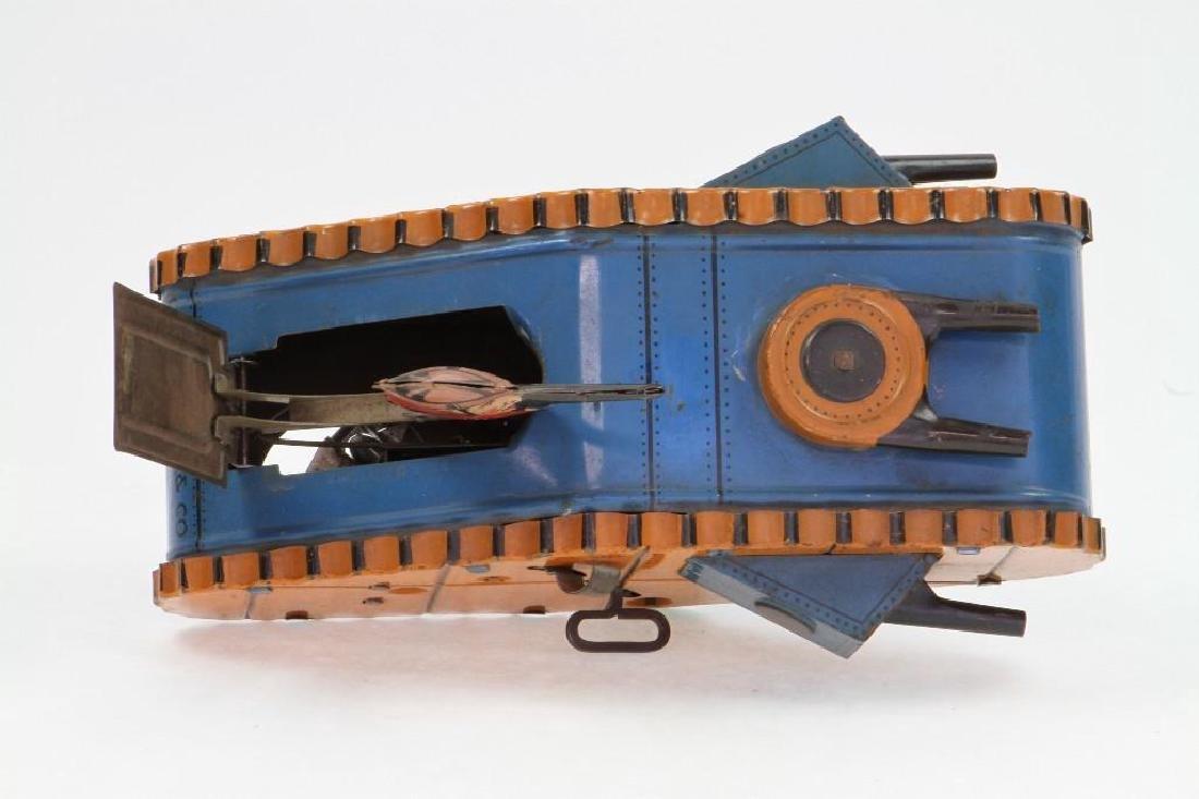 WWI Type Tank, Marx - 5