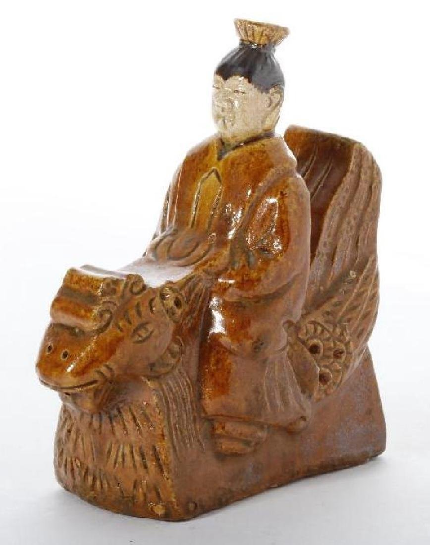 CHINESE TILE FIGURE