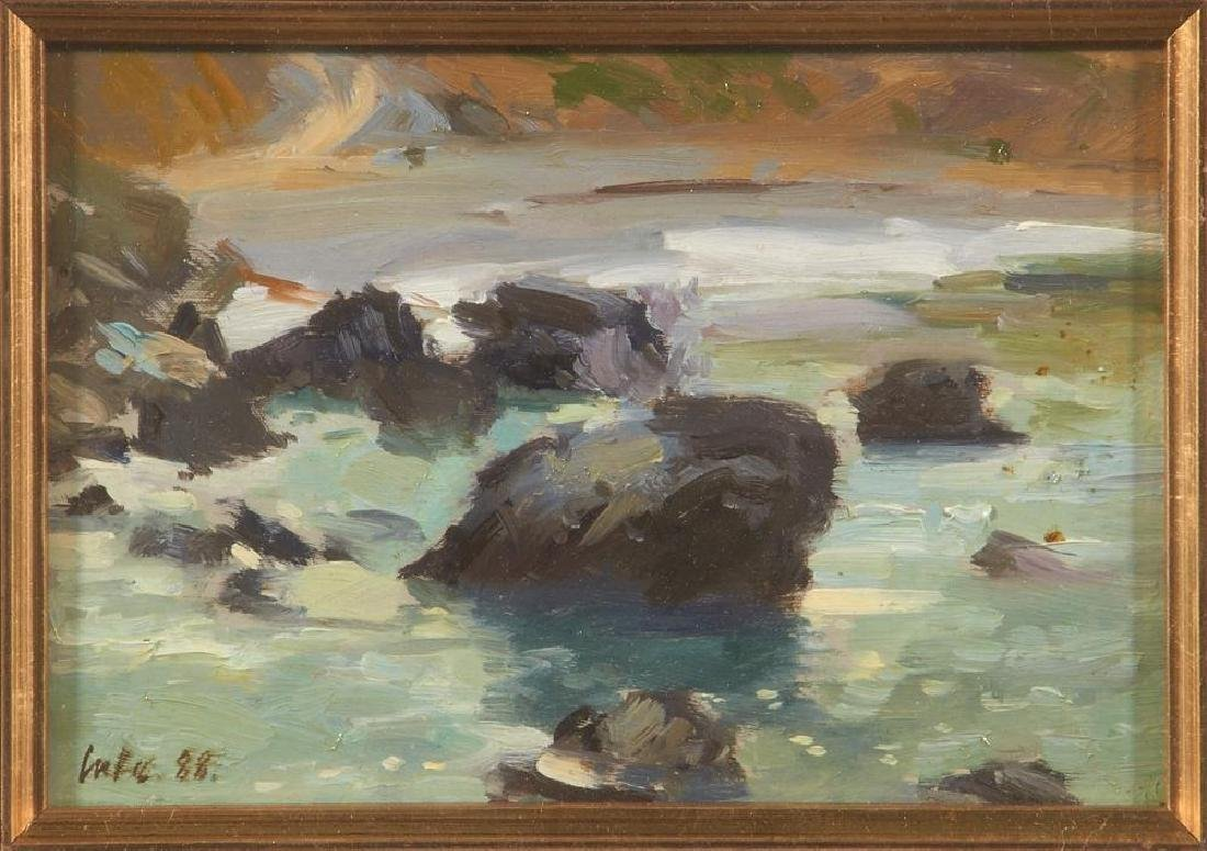 Randall Lake (born 1945) - 2