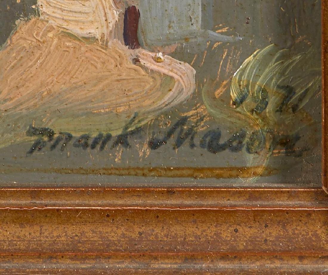 Frank Mason (1921-2009) - 2