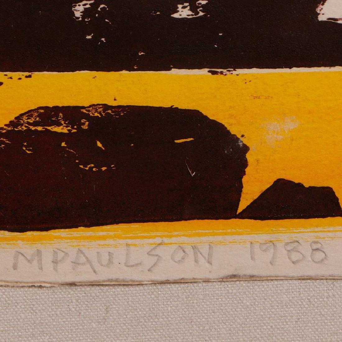 Michael Paulson (20th/21st century) - 3