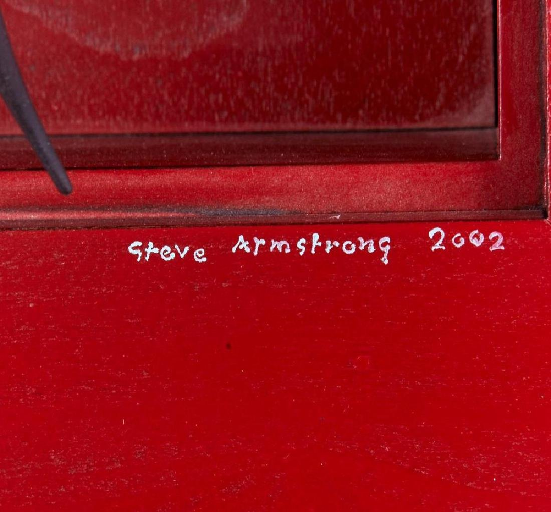 Steve Armstrong (late 20th century) - 2